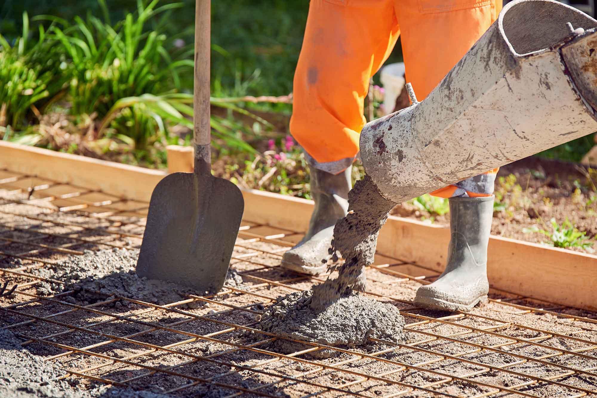 Concrete Driveway Contractor